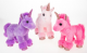 Milli Moo Unicorn Soft Toy Available in 3 Colours P0054